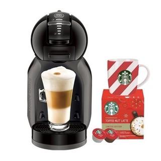 Dolce Gusto MINIME 胶囊咖啡机 黑色 太妃拿铁限定礼盒