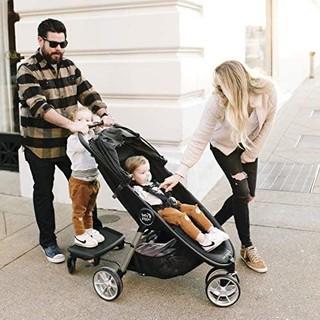 Baby Jogger 婴儿推车单车扩双人车踏板组件