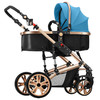 TEKNUM 661-8HT 婴儿推车 天空蓝