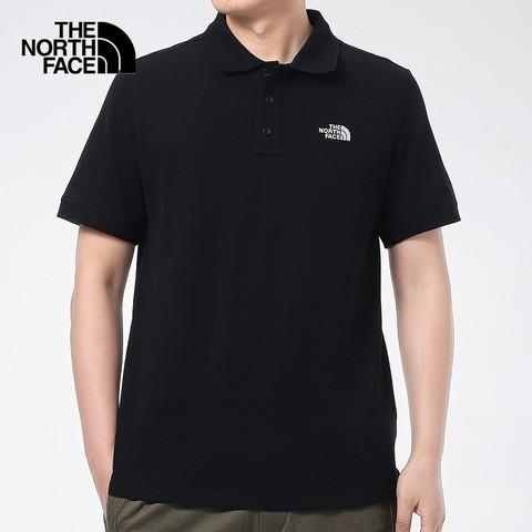 THE NORTH FACE 北面 5B1OJK3 运动透气Polo衫