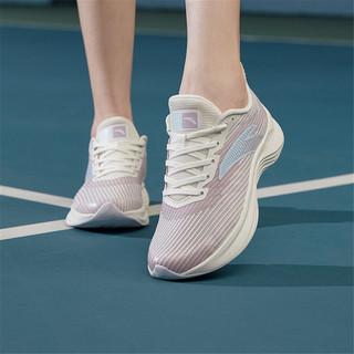 ANTA 安踏 安踏跑步鞋女鞋春夏百搭旅游休闲鞋轻便耐磨运动鞋