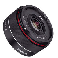 SAMYANG 森养光学  AF 35mm F2.8 FE 广角定焦镜头 索尼E卡口 49mm