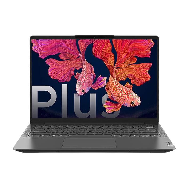 Lenovo 联想 小新 Air14 Plus 锐龙版 14英寸笔记本电脑(R5-5600U、16GB、512GB SSD、MX450)灰色
