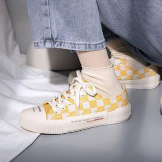 Feiyue. 飞跃 回力联名系列 女士帆布鞋 FY-031TC