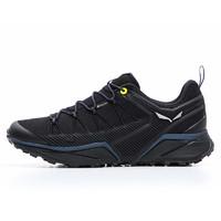 SALEWA 沙樂華 Gore-Tex 男子越野跑鞋 61366 黑色 43