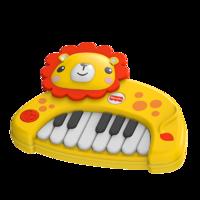 Fisher-Price 费雪 儿童动物狮子电子琴-GMFP025A