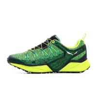 SALEWA 沙樂華 Gore-Tex 男子越野跑鞋 61366 黑/綠 41