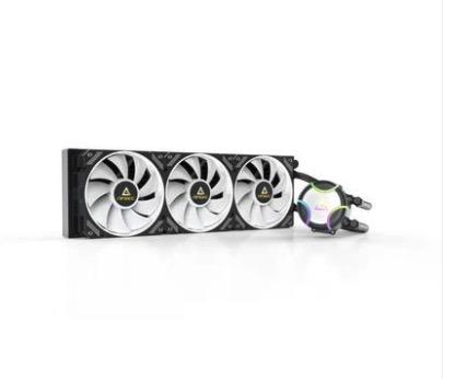 安钛克 水星240/360 V2一体式CPU水冷散热器 ARGB炫彩 静音散热