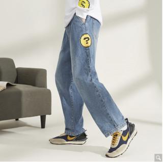A21 F403126022 男士牛仔裤