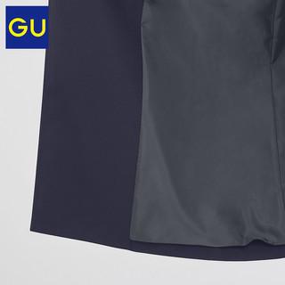 GU极优女装风衣2020秋季新款经典款时尚气质中长款风衣外套326643