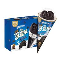 PLUS会员:Cutebaby 可爱多 花花筒冰淇淋 饼干碎香草口味 70g*4支