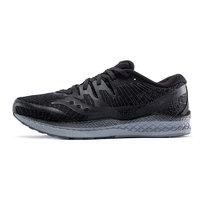 saucony 索康尼 Liberty ISO 2 男子跑鞋 S20510-35 黑/灰 44.5