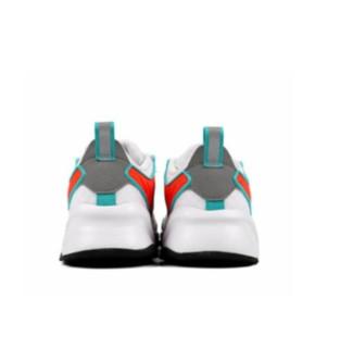 adidas NEO 20-20 FX 男子跑鞋 EH2251 白黑橙 40.5