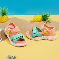 XTEP 特步 特步XTEP  甜美水果系列女小童沙滩鞋