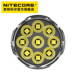 NITECORE奈特科尔超亮强光远射手电筒搜索手电可充电式探照灯TM9K