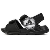 adidas 阿迪达斯 儿童魔术贴沙滩凉鞋