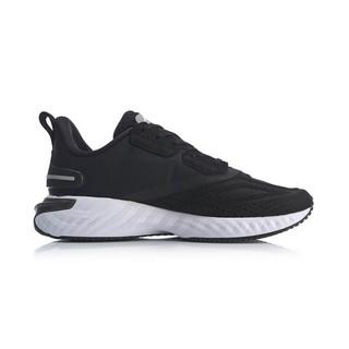 LI-NING 李宁 云五代 男子跑鞋 ARHP143-5 标准黑/金铜色 49