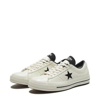 CONVERSE 匡威 One Star Leather 中性运动板鞋 167324C 米白色 44
