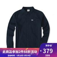 Columbia 哥伦比亚 Columbia哥伦比亚户外21春夏新品男子吸湿速干衬衫AE2999 464 M(175/96A)