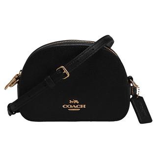 COACH 蔻驰 Serena系列 女士牛皮革斜挎盒子包 97561
