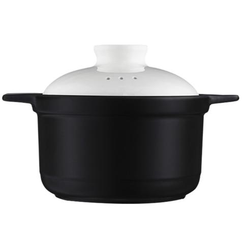 嘉炖 燃气专用煲汤砂锅  1.5L(15.9元/件)