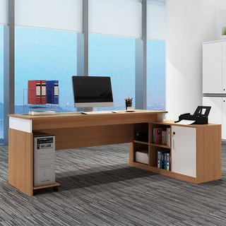 美宜德曼 L型办公电脑桌