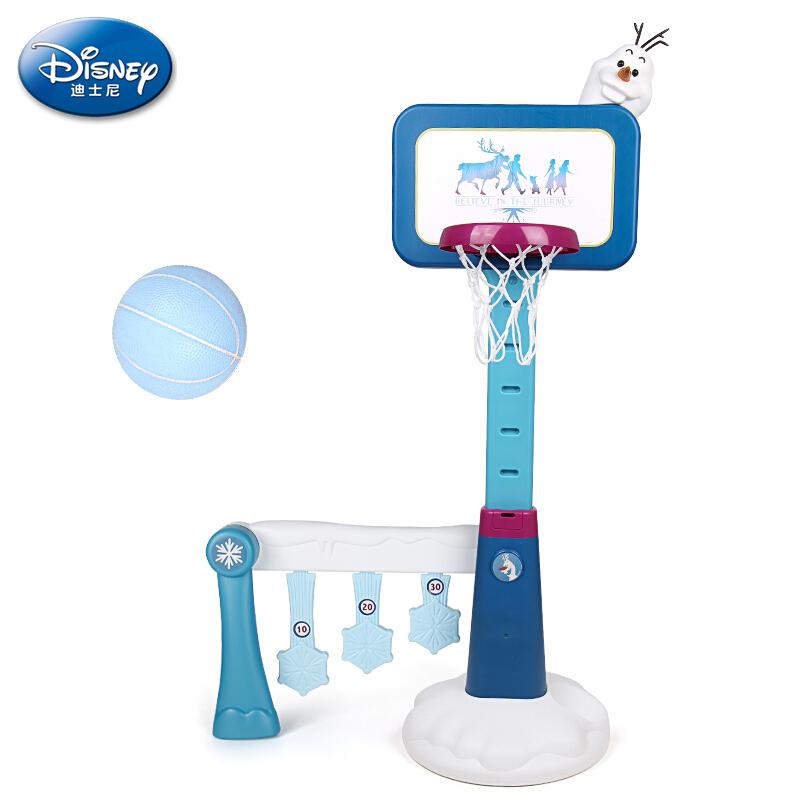 Disney 迪士尼 儿童篮球架 冰雪奇缘雪宝大号