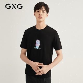 GXG GB144213C 男士T恤