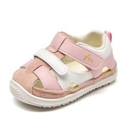 11日0点 : Amore Materno 爱慕·玛蒂诺  儿童软底学步凉鞋