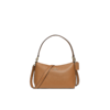 COACH 蔻驰 女士牛皮革单肩手提包 F80058 IMLQD 棕色 中号