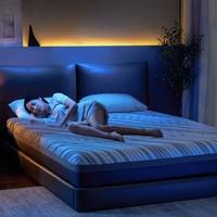 10日0点截止、新品发售:8H  双感应簧中簧助眠床垫 1.5m