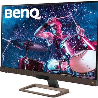 BenQ 明基 EW3280U 31.5英寸显示器(3840x2160、5ms、2xHDMI)