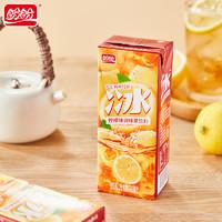 PANPAN FOODS 盼盼 PANPAN FOODS/盼盼冰紅茶飲料250ml*8盒
