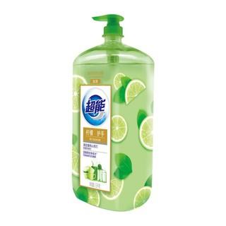 超能 离子去油洗洁精 柠檬香型
