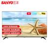 三洋(SANYO)55CE830D3 55英寸超薄无边全面屏 4K超高清 手机投屏 智能网络 教育电视 平板液晶电视机
