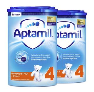HMO儿童配方奶粉 4段 800克 2罐