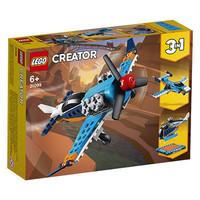 LEGO 乐高 百变创意系列 31099 螺旋桨飞机