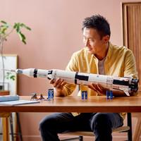 LEGO 乐高 LEGO乐高 美国宇航局阿波罗土星五号  92176 积木玩具