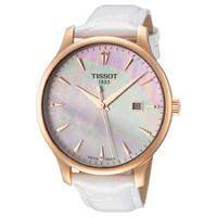 TISSOT 天梭 俊雅系列 T063.610.36.116.01 男士石英腕表