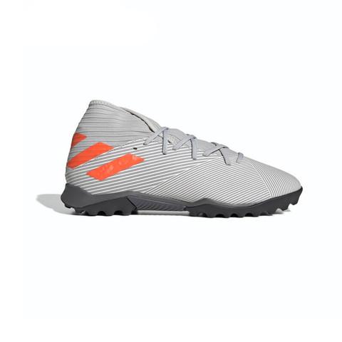 adidas 阿迪达斯 阿迪达斯Nemeziz 19.3儿童学生款比赛训练TF碎钉足球鞋 EF8303