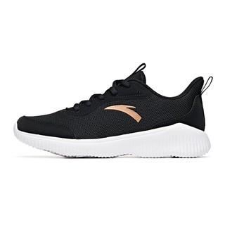 ANTA 安踏 安踏跑步鞋女鞋2021春上新耐磨轻便休闲鞋慢跑舒适运动鞋