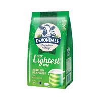 DEVONDALE 德运 高钙脱脂成人牛奶粉 1000g*4袋