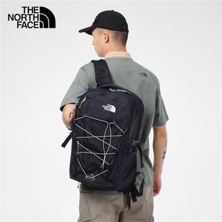 北面运动包男女秋冬户外大容量登山包日常旅行徒步背包电脑包休闲学生书包3KV3