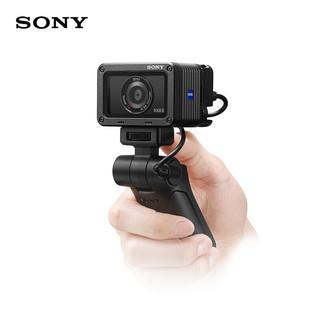 SONY 索尼 索尼(SONY)DSC-RX0M2G 迷你黑卡数码相机 4K Vlog视频自拍手柄套装 (RX02/RX0M2 三防机身 蔡司镜头)