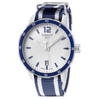 补贴购:TISSOT 天梭 Quickster T095.410.17.037.01 男士时装腕表