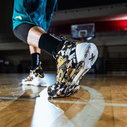 ANTA 安踏 安踏 kt4高帮篮球鞋  汤普森战靴