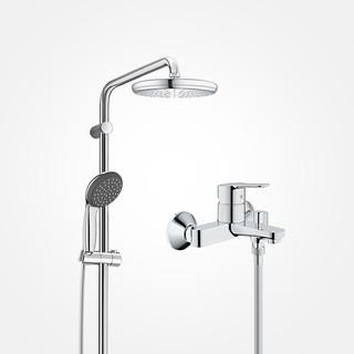 GROHE 高仪 23348000+26382001 淋浴花洒套装