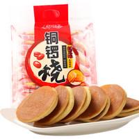 PANPAN FOODS 盼盼 PANPAN FOODS   盼盼  铜锣烧 红豆味夹馅蛋糕  240g