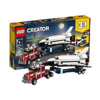 LEGO 乐高 创意百变系列 31091 航天运输车