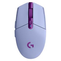 logitech 罗技 G304 LIGHTSPEED 无线鼠标 淡紫色